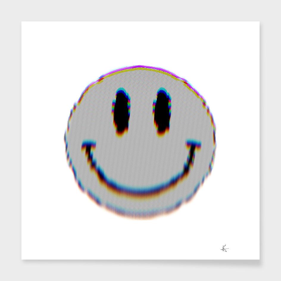 Glitch Smile