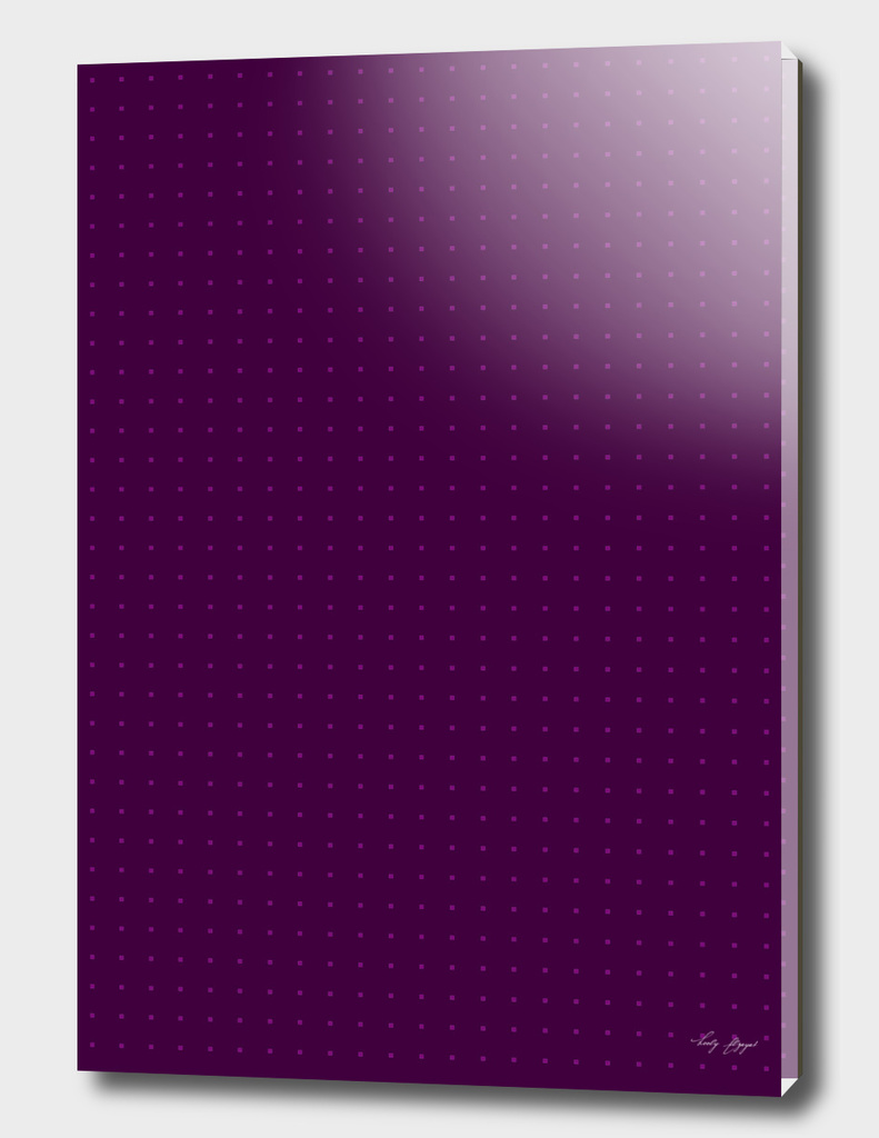 Purple Pink Dots Pattern