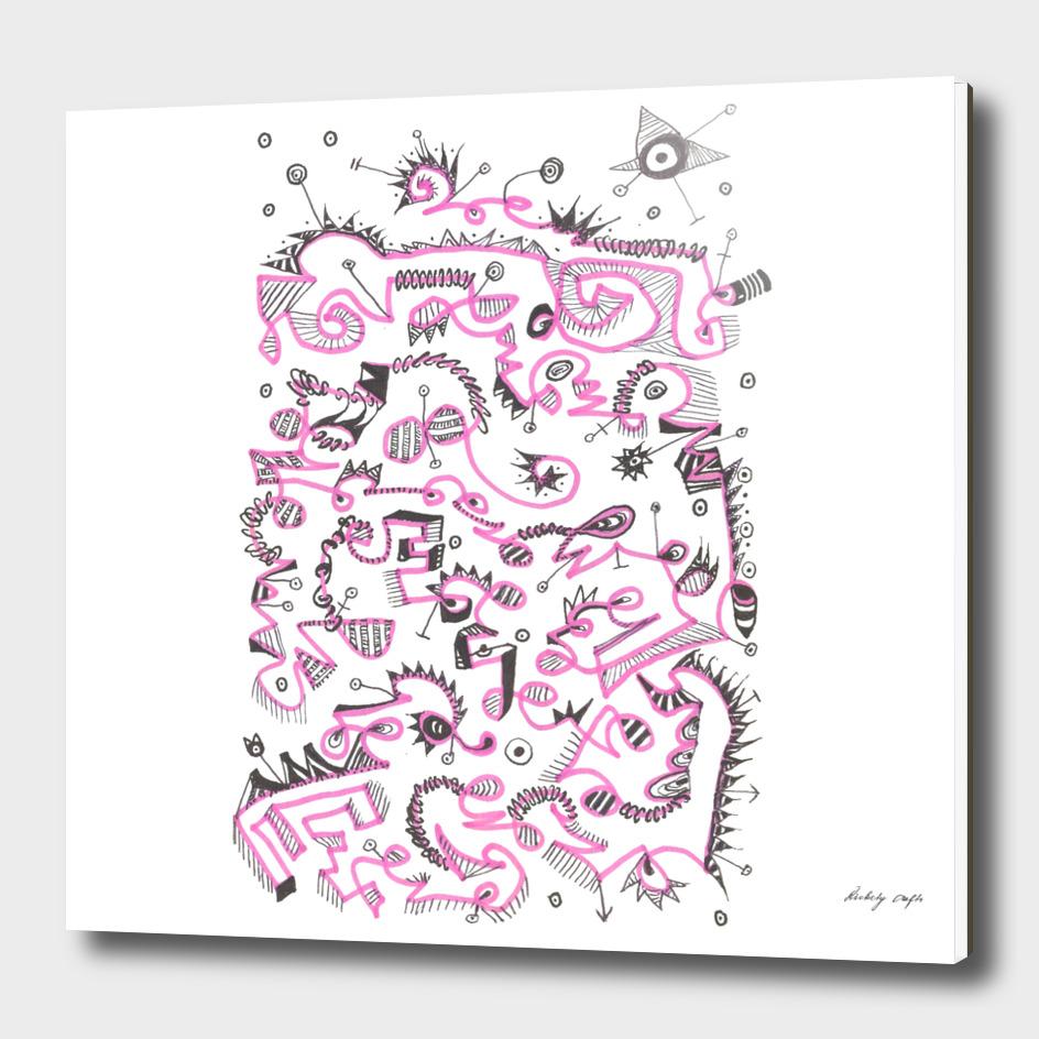 Doodlepink