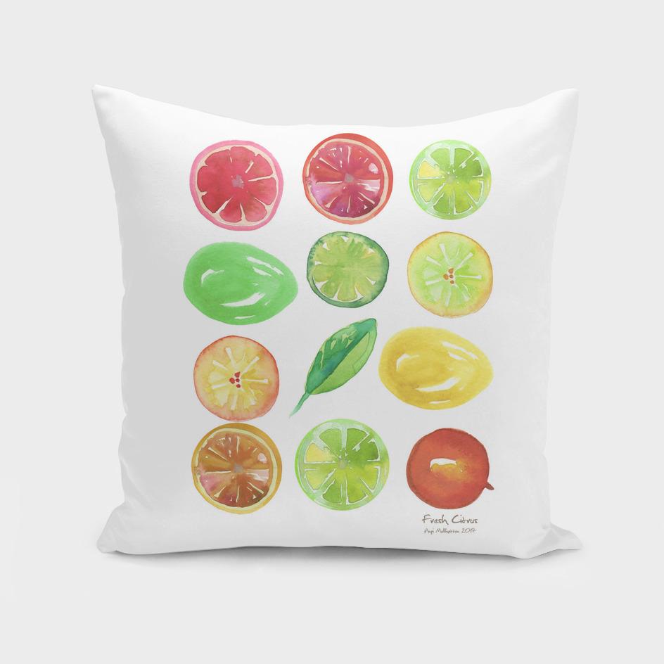 Fresh Citrus Print