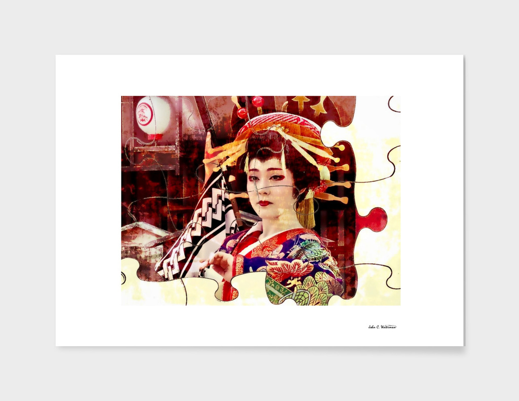 Geisha's Puzzle