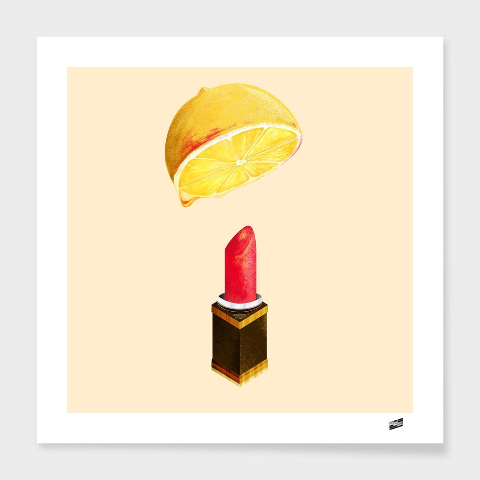 Limone Duro / Hard lemon