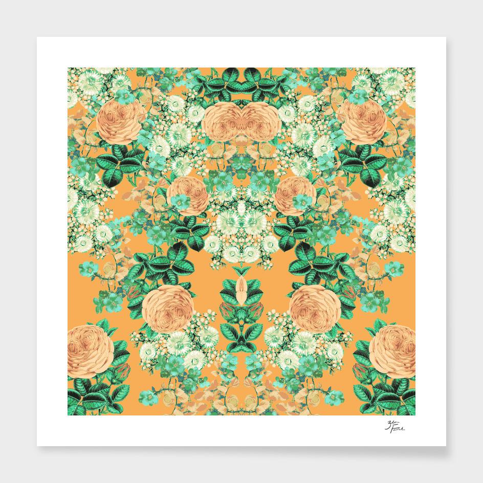 Orange Spring Set