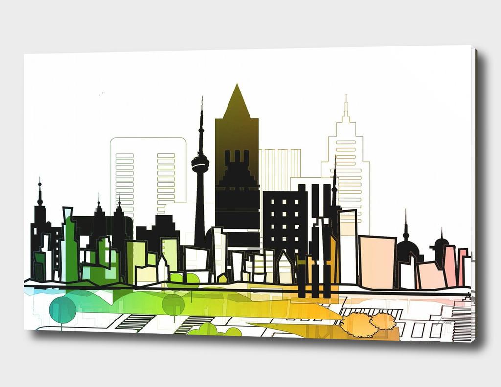 Cityscape 1