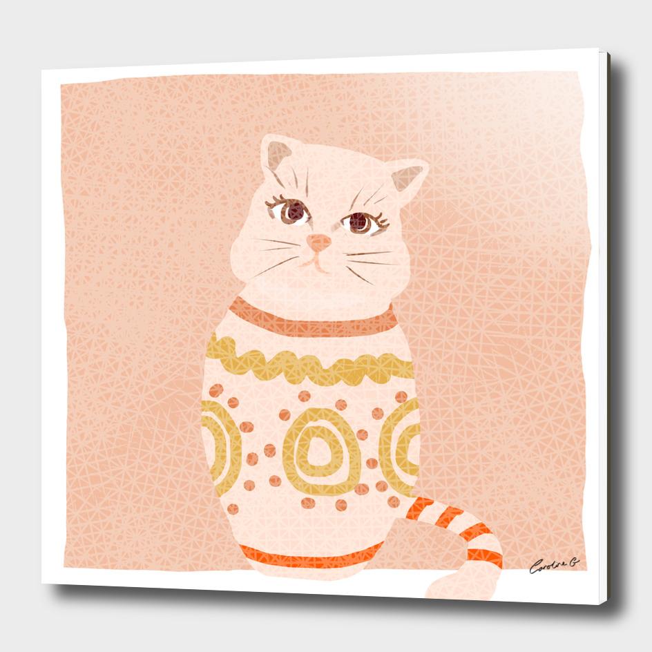 Cat Illustration 1