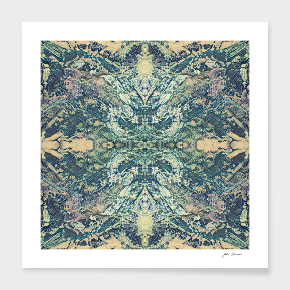Blue Pattern no 1