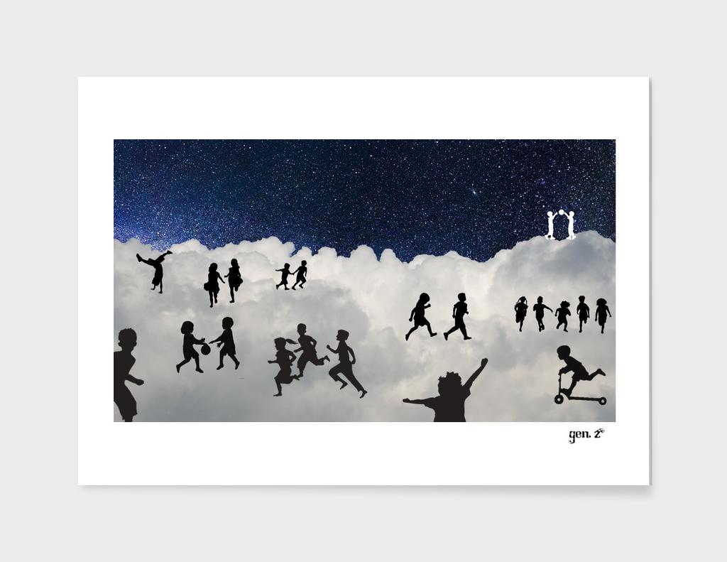 Childrens Cloud by GEN Z