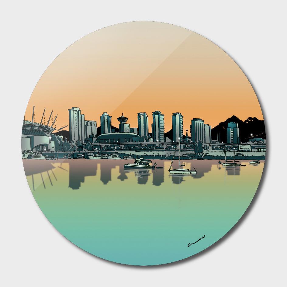 Vancouver False Creek 2016