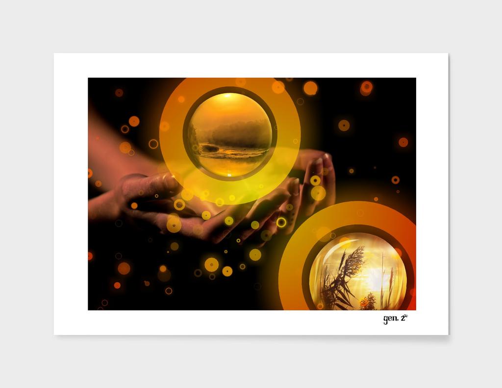 Hand Energy by GEN Z