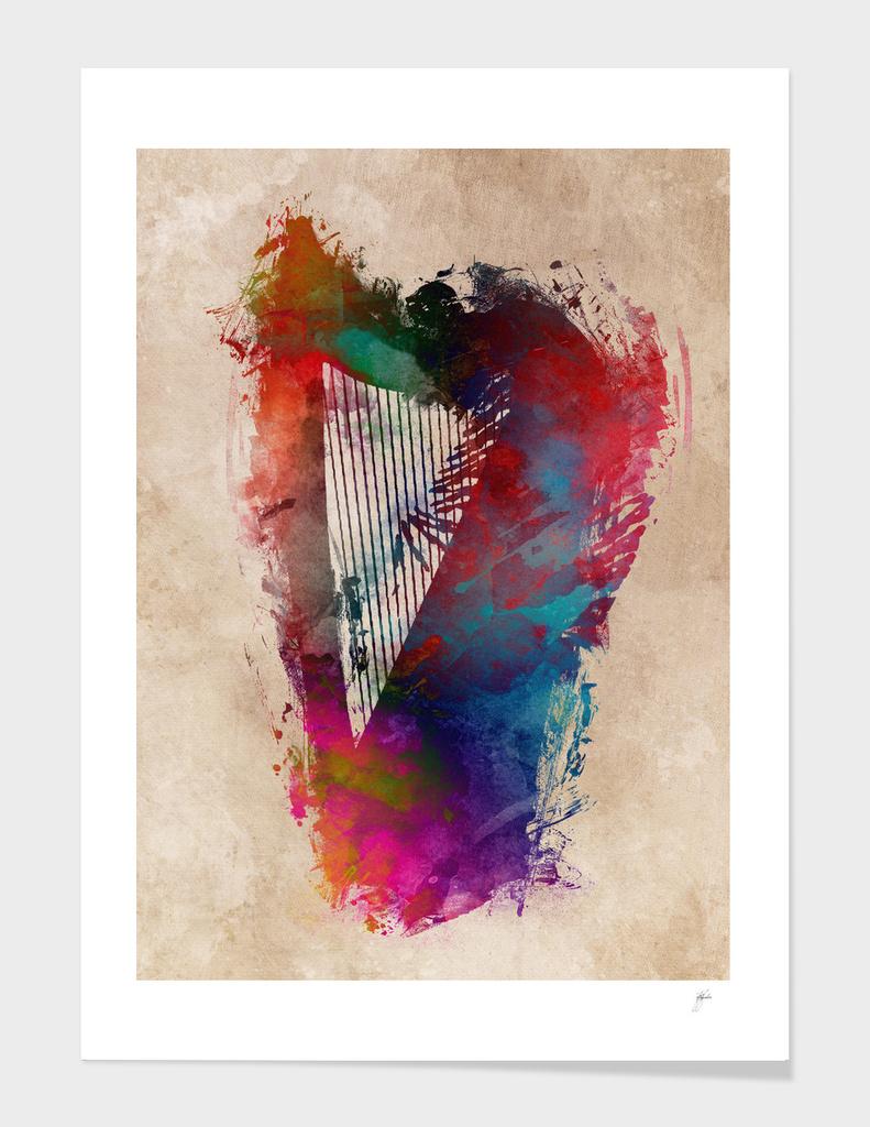 harp art