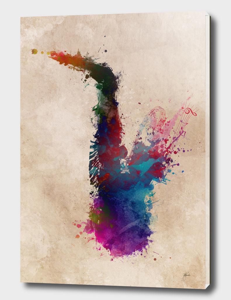 saxophone art