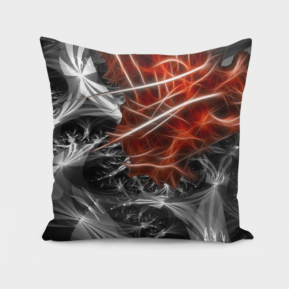 Tormented Abstract art print