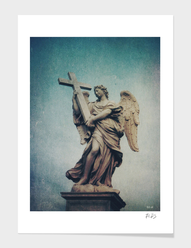 Angels of Rome No. 1 - Cross