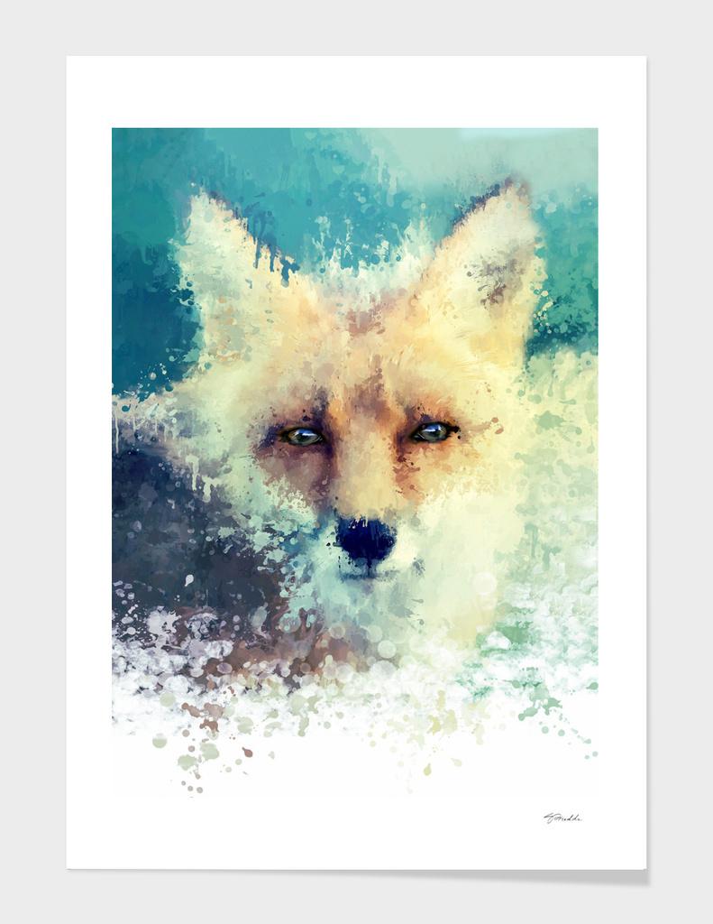 fox / splatter