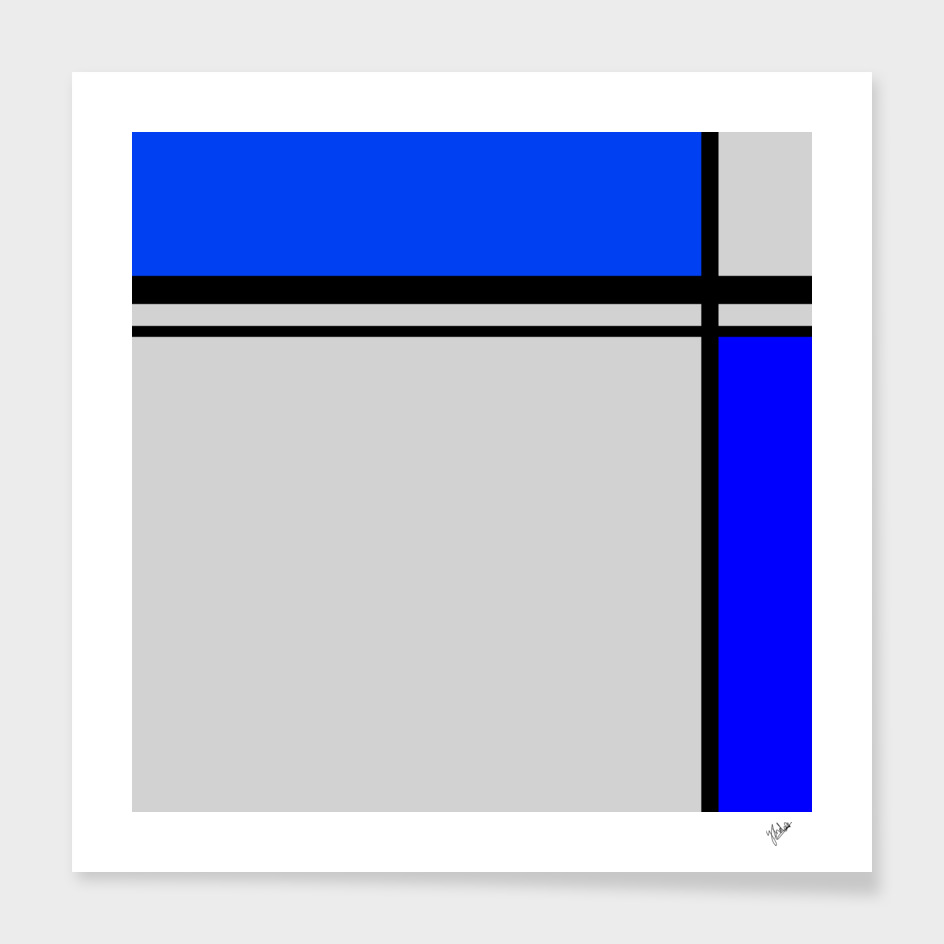 Cross Lines blues
