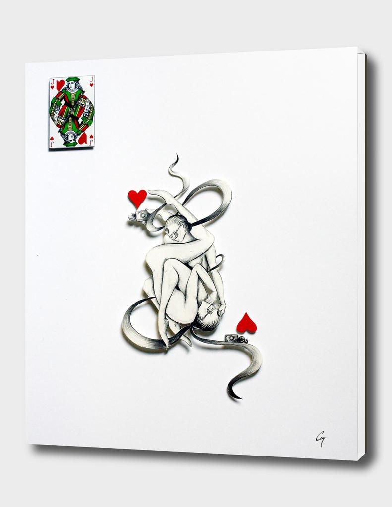 queen of hearts ...