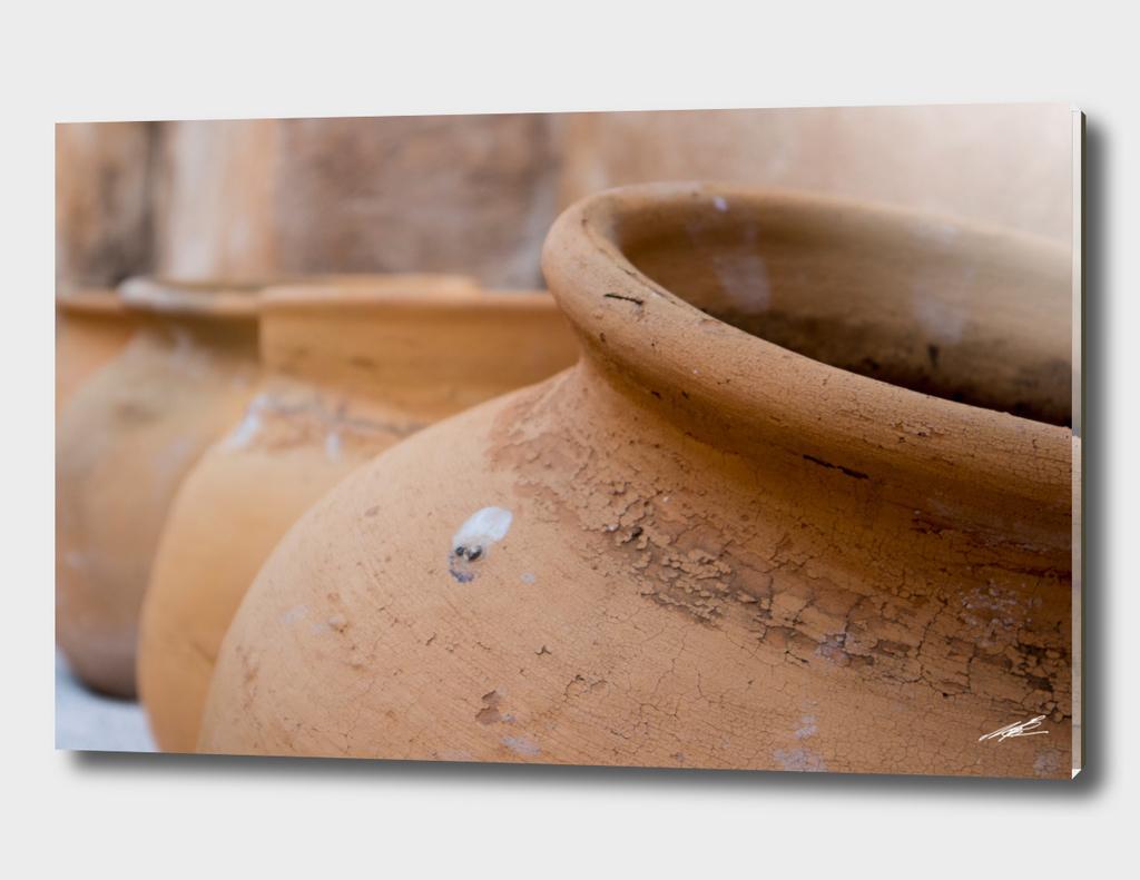 Terracotta Jars