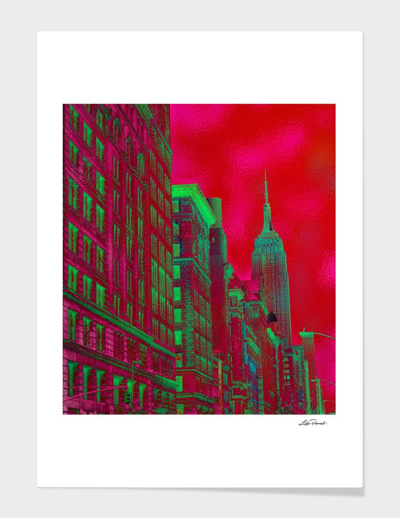 New York by Lika Ramati