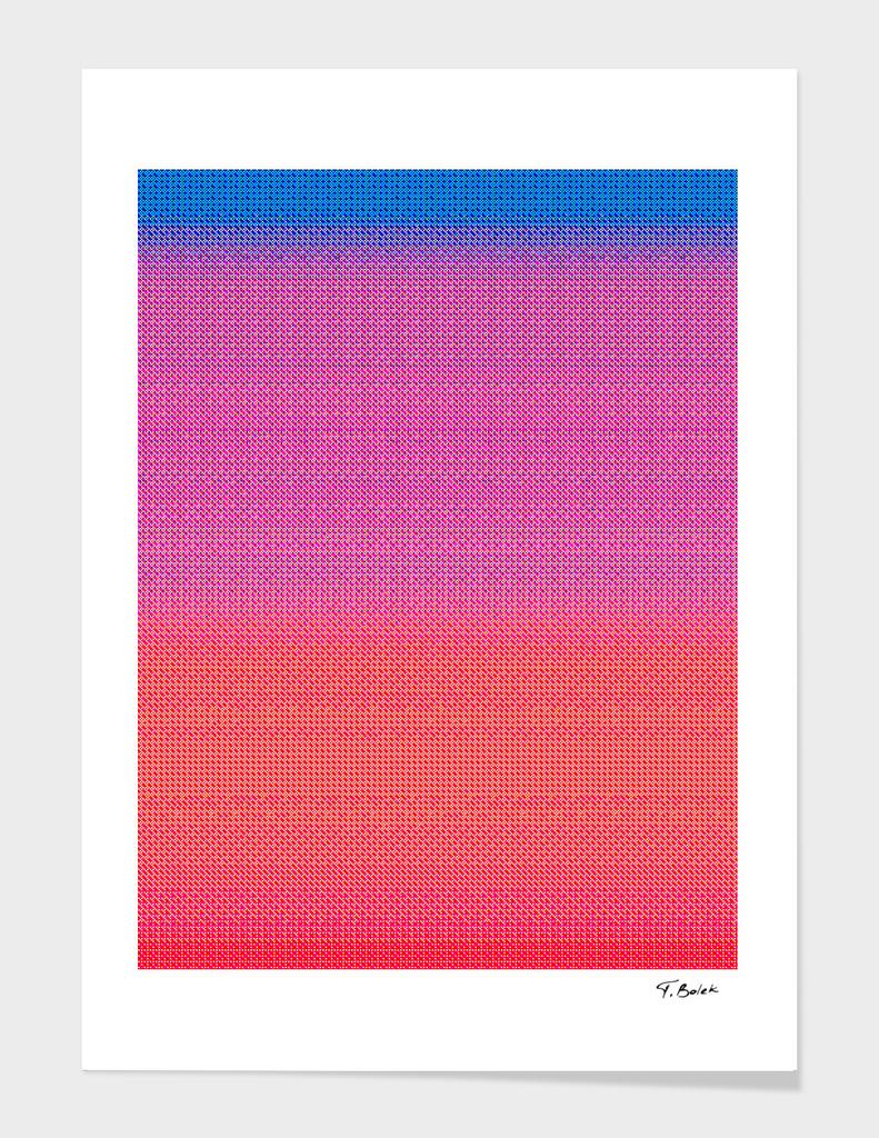 Pixel gradient #1