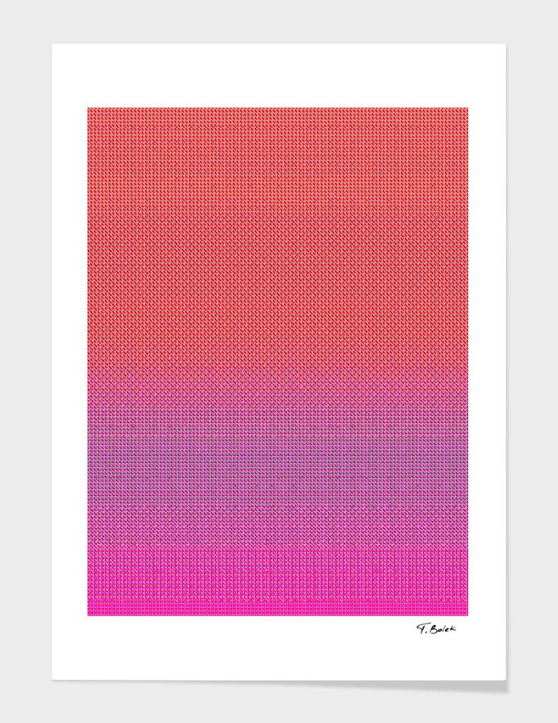 Pixel gradient #3