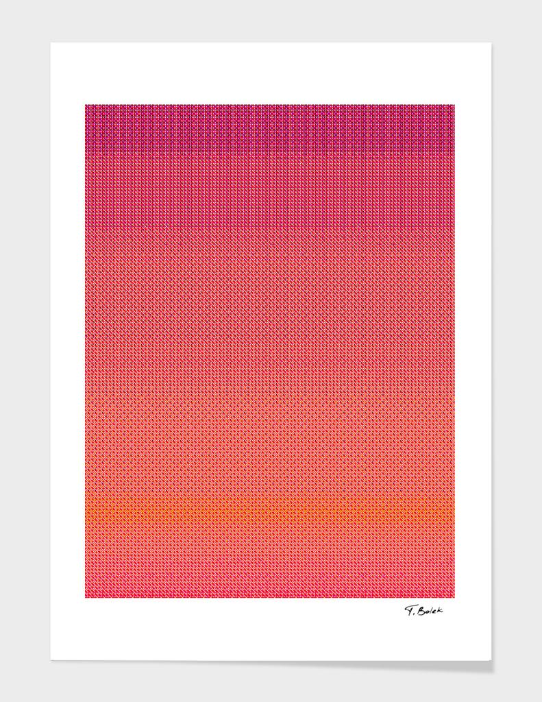 Pixel gradient #7