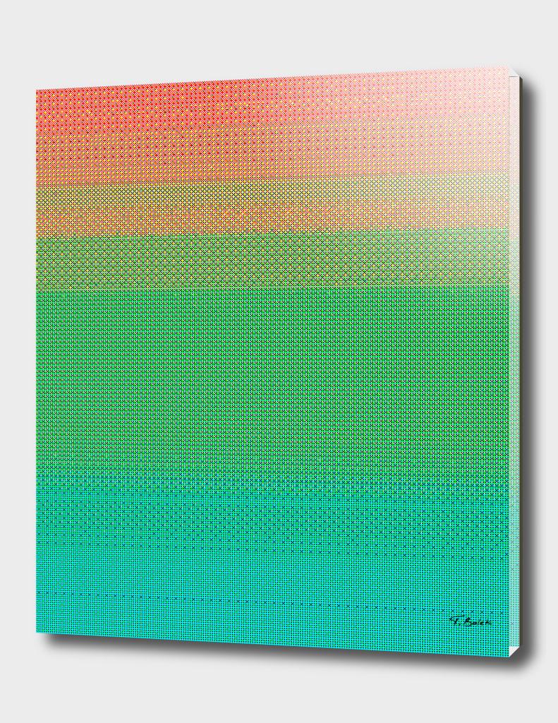 Pixel gradient #9
