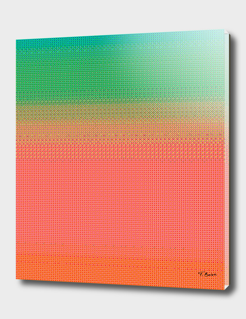 Pixel gradient #11