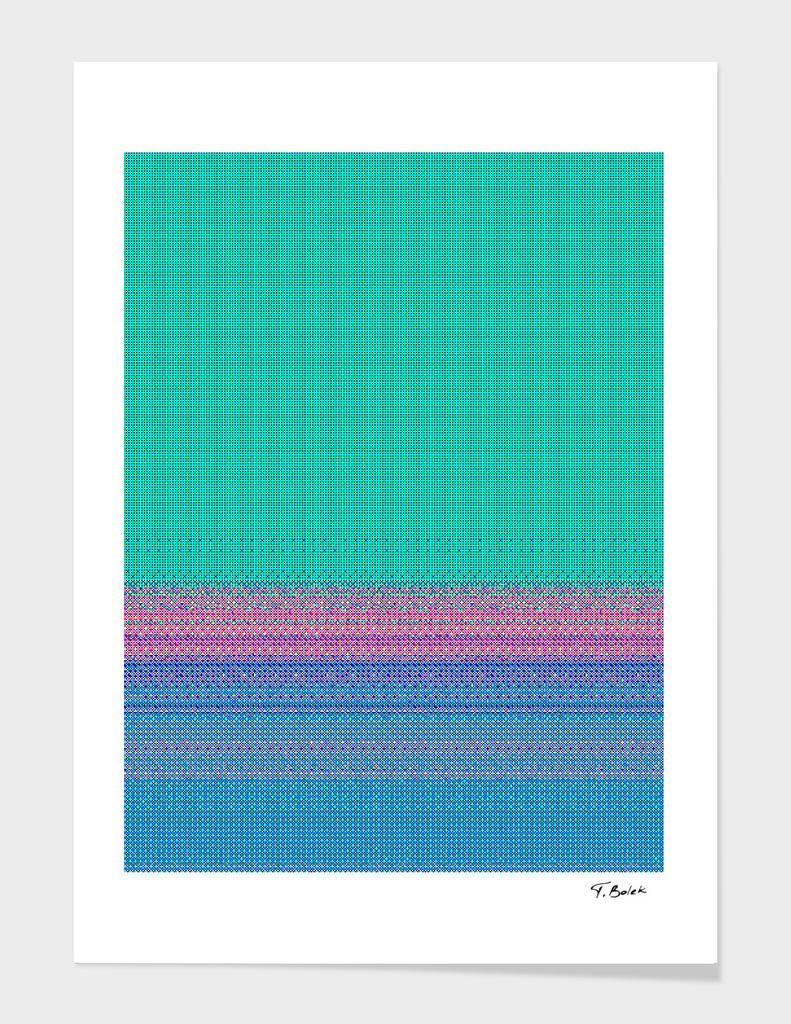 Pixel gradient #12