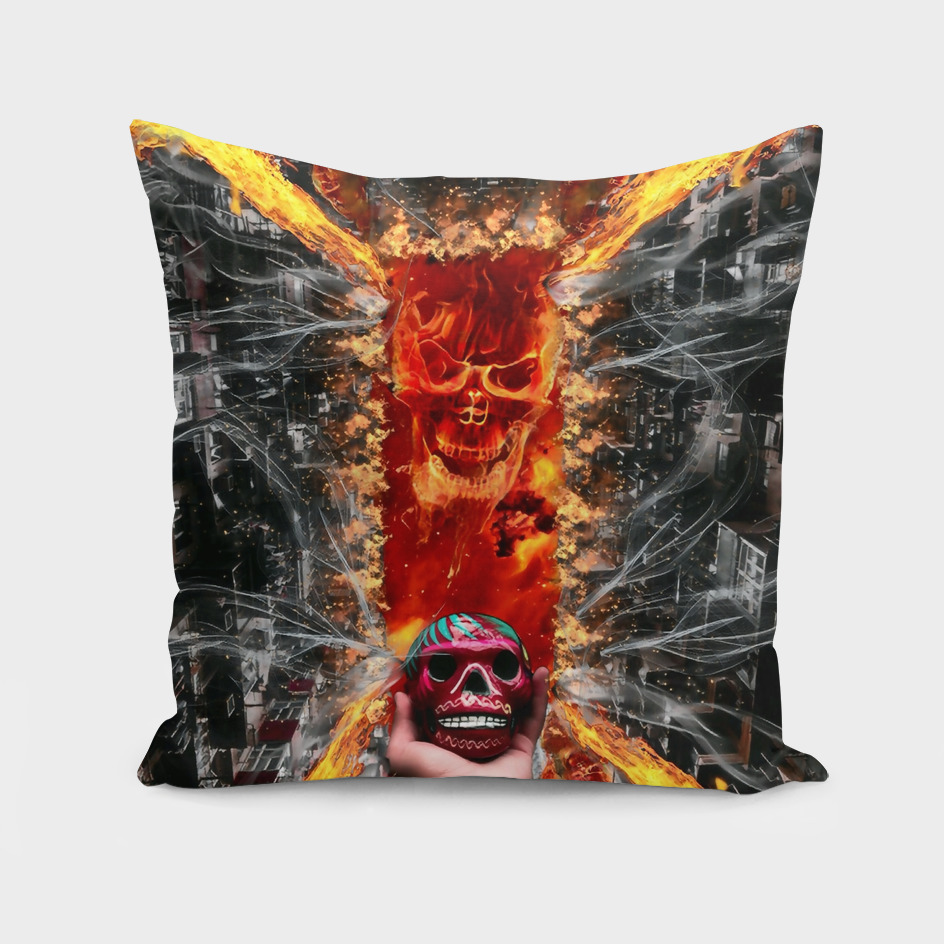 Devil Calavera by GEN Z