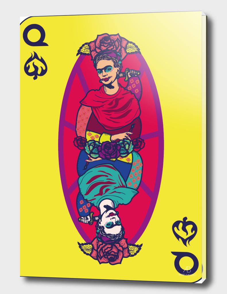 Frida kahlo Card
