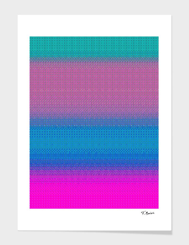 Pixel gradient #14