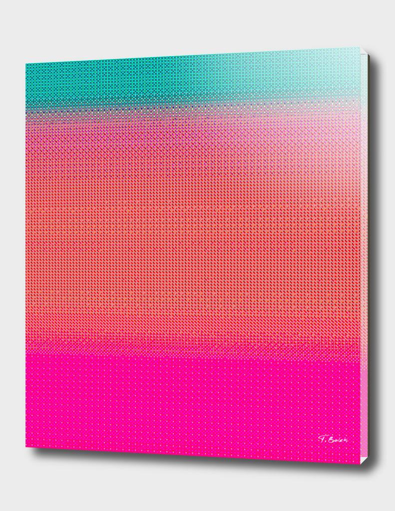 Pixel gradient #15
