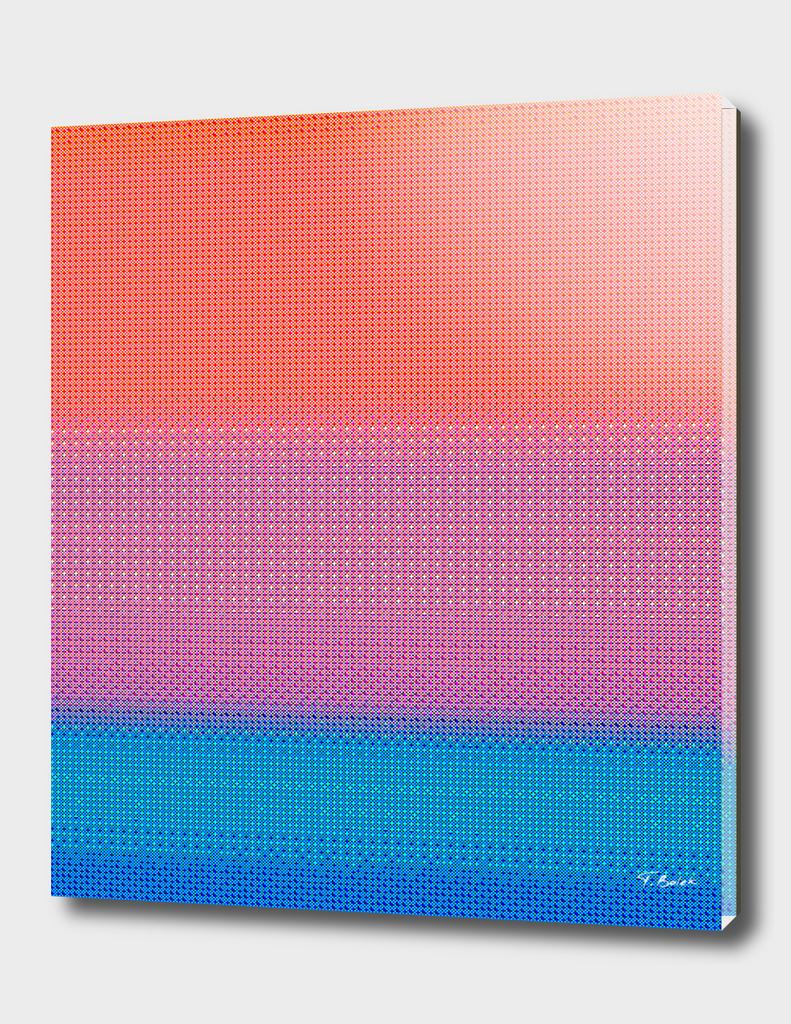 Pixel gradient #17
