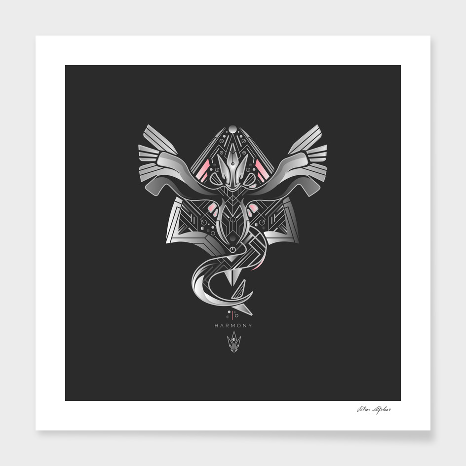 d7759724 Lugia» Art Print by Petros Afshar | Curioos