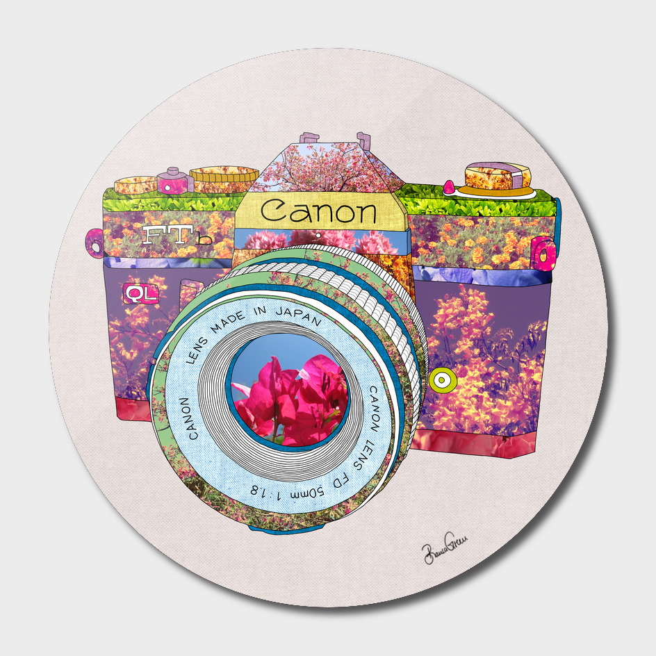 Floral Canon