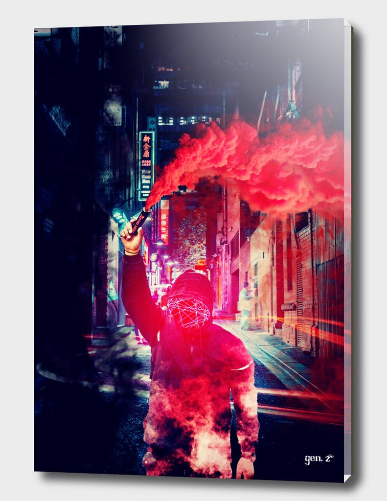 Urban Rebellion by GEN Z