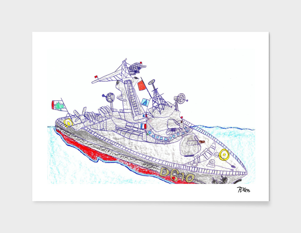 Destroyer 610