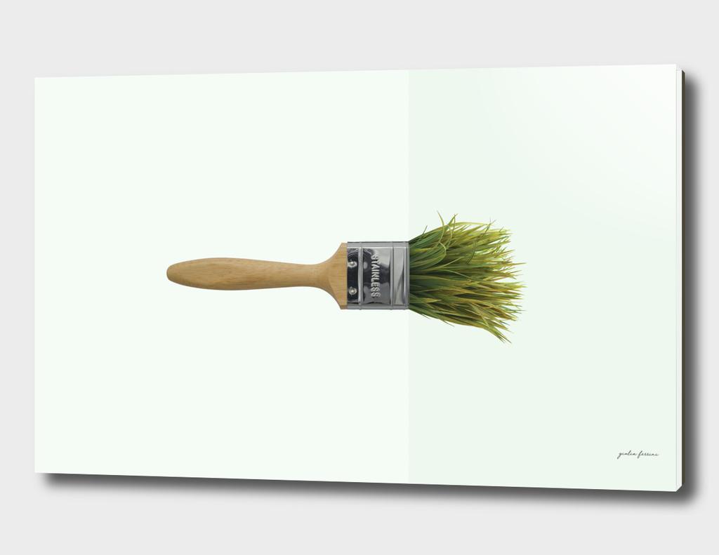 The Artist Brush