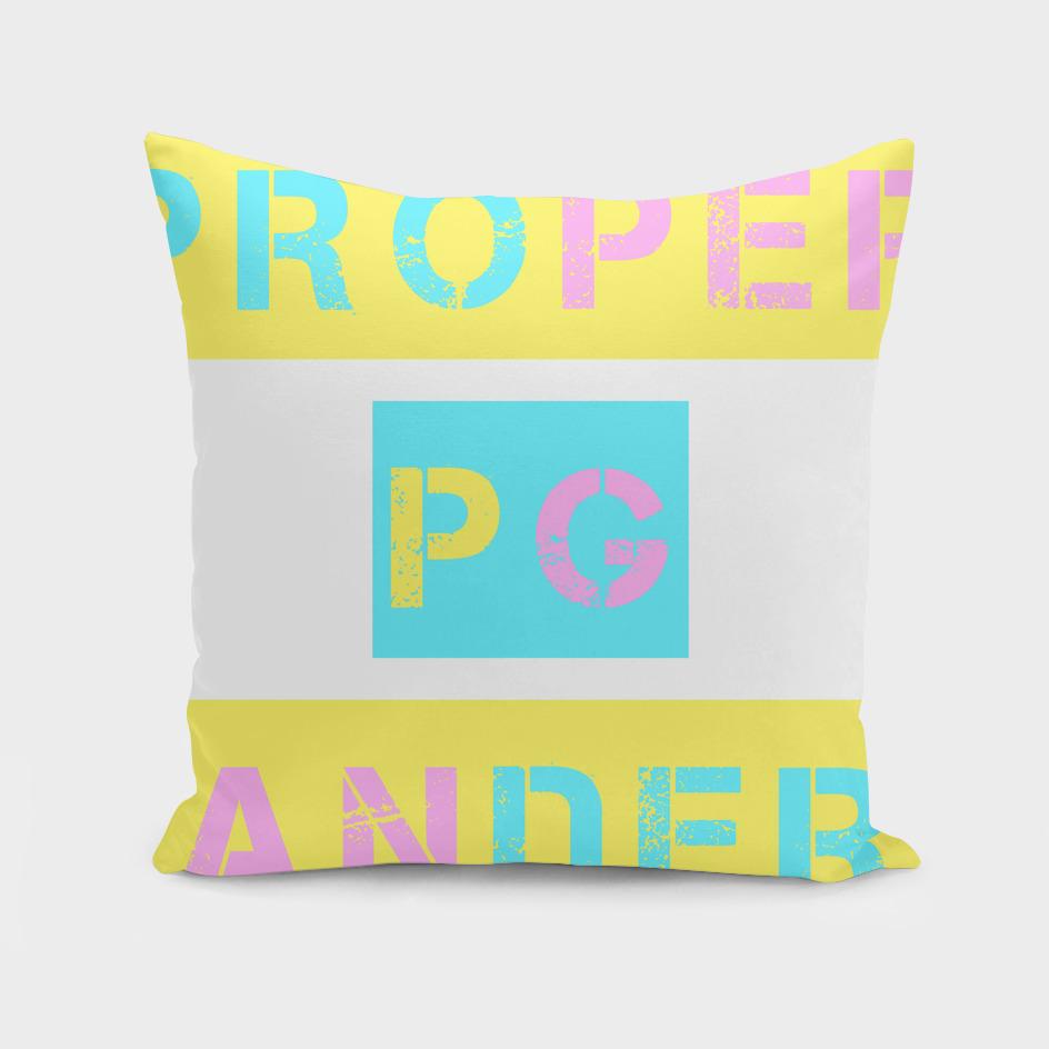 Proper PG Ganders