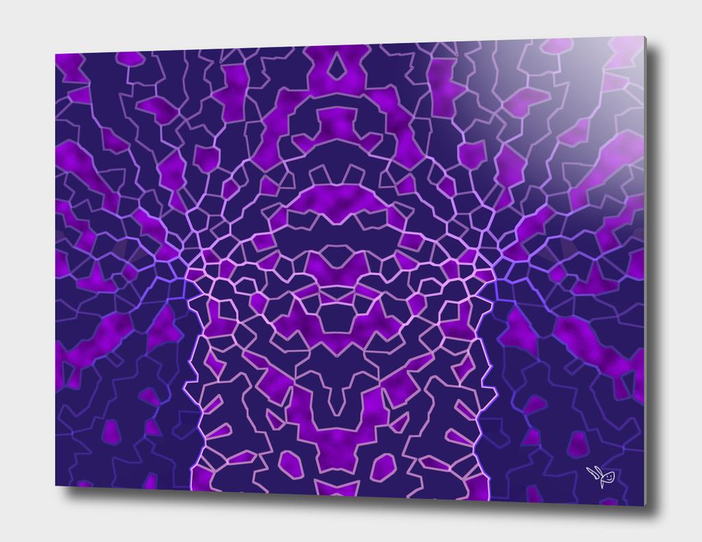 Violet Crackle