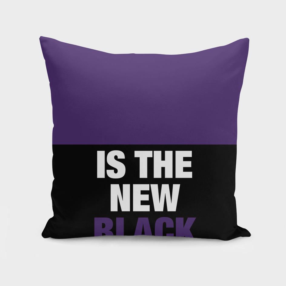 Ultra Violet is the new Black