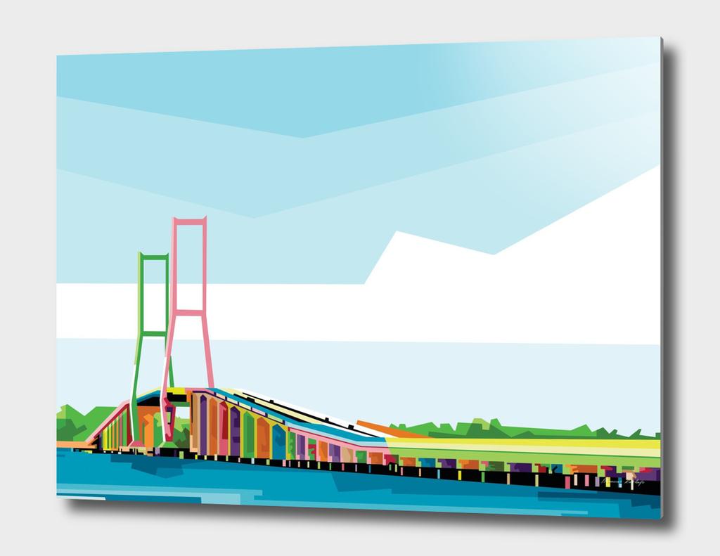 SURAMADU BRIDGE WPAP