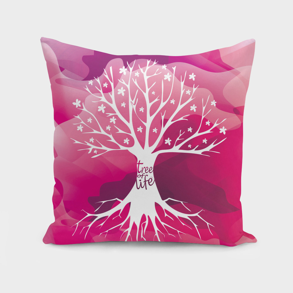 TREE OF LIFE PINK