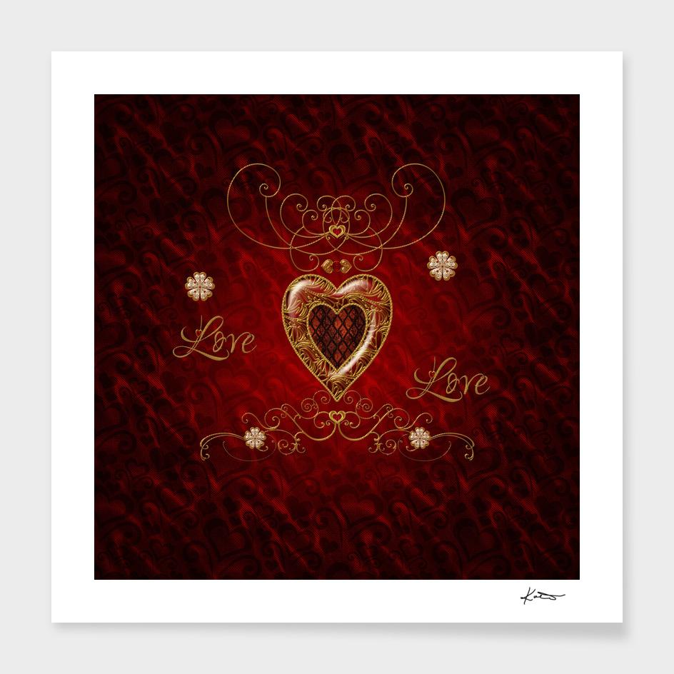 Wonderful heart