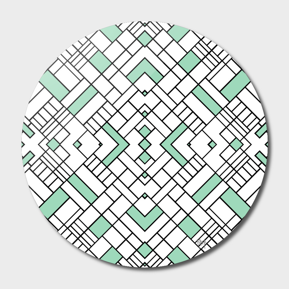 PS Grid 45 Mint