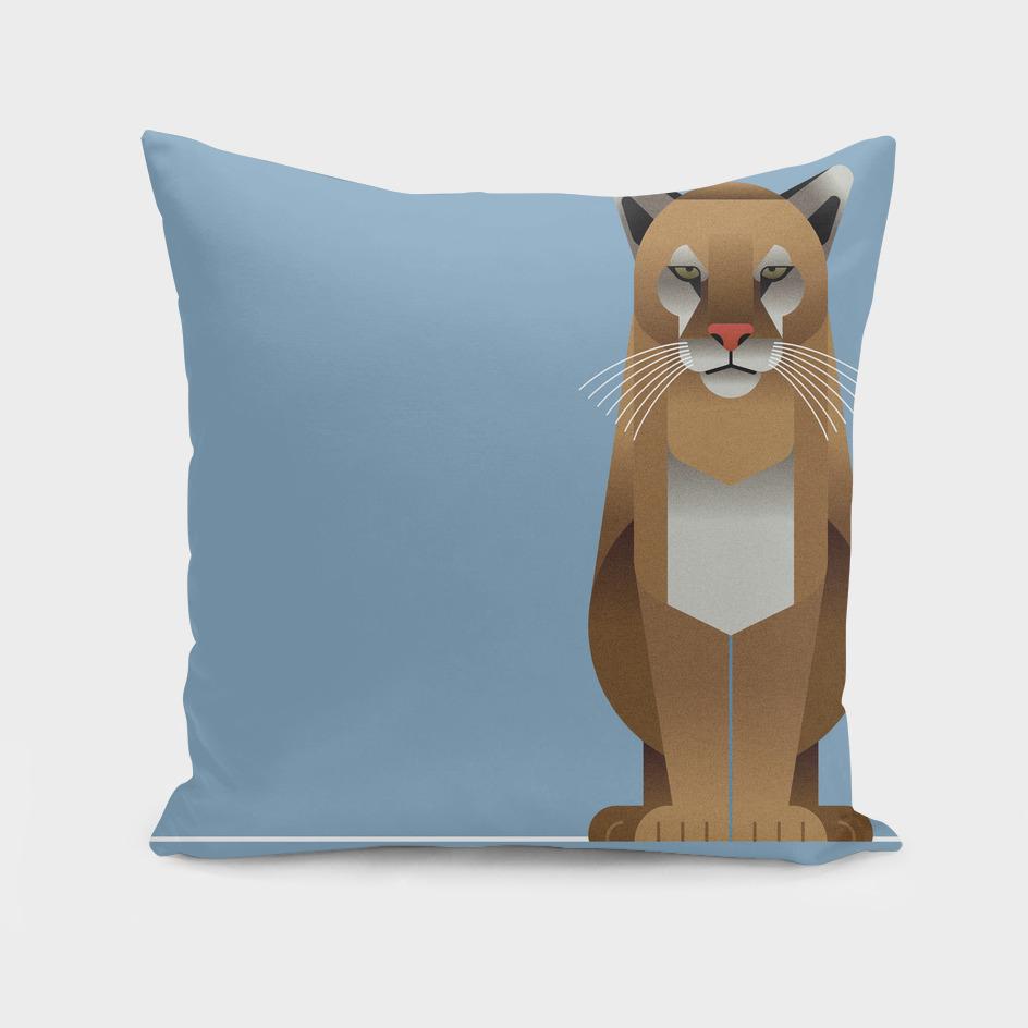 Felis concolor a.k.a. Puma