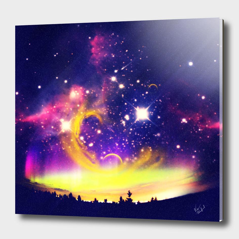 Celestial show