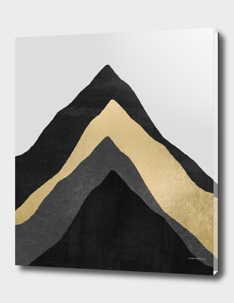 Four Mountains / Gold