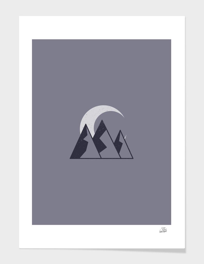 Mountain Moon