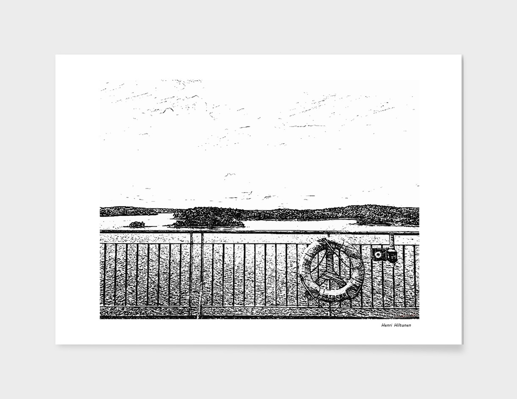 Boat deck 3